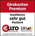 Postbank Auszeichnung Girokonto