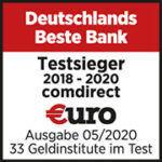 Testsieger Comdirect Verrechnungskonto