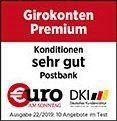 Postbank Bargeld einzahlen am Bankschalter