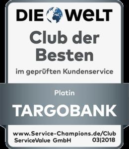 Targobank Girokonto Auszeichnung