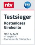 Auszeichnung ntv Girokonto HypoVereinsbank